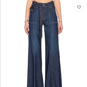 7 for mankind jeans PALAZZO jeans